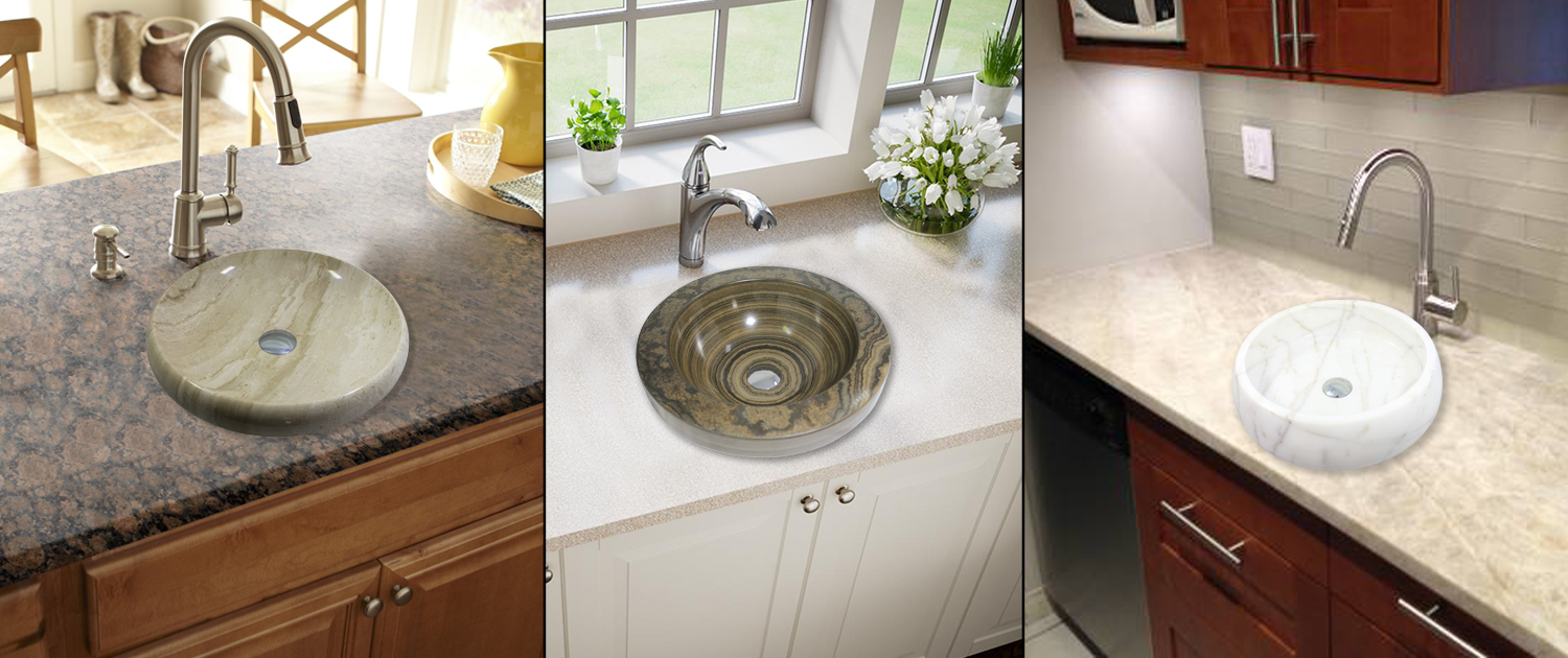How to  Choose the Right Types of Kitchen Sink For You